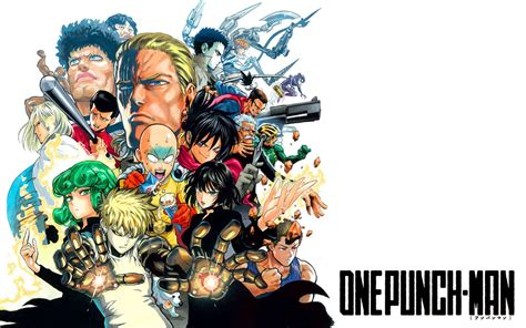 wallpaper hd anime one punch man one punch man wallpapers wallpaper cave