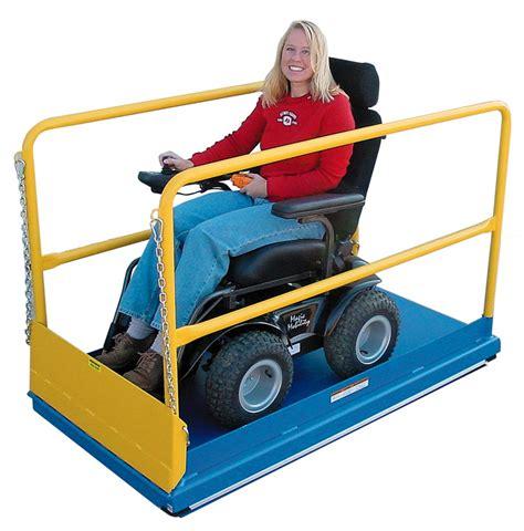 Wheel Chair Lifts by Wheelchair Assistance School Wheelchair Lift