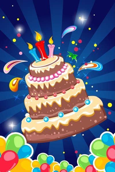 happy birthday tarpaulin design free download birthday tarpaulin background free vector download 44 886