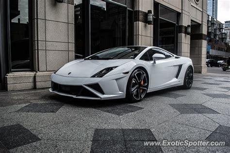 Lamborghini In Toronto Lamborghini Gallardo Spotted In Toronto Canada On 08 06