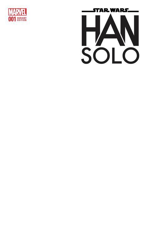 Star Wars: Han Solo #1 (Blank Cover) | Fresh Comics