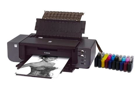 Korea Ink 1kg Printer Canon Dye Black canon pixma pro9500 inkjet printer at best price with ciss
