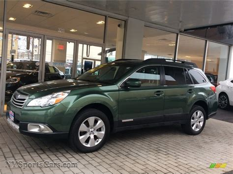 green subaru outback 2012 subaru outback 2 5i limited in cypress green pearl