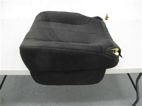 dodge ram seat covers oem 03 04 05 dodge ram drivers bottom seat cover cloth oem dk