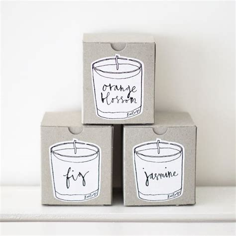candele design 25 best ideas about candle packaging on