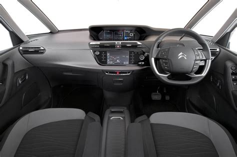 interior c4 picasso citroen throws in free tech pack for grand c4 picasso