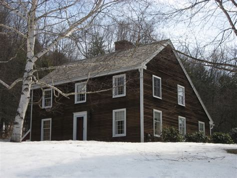 saltbox style house historic saltbox traditional exterior boston by