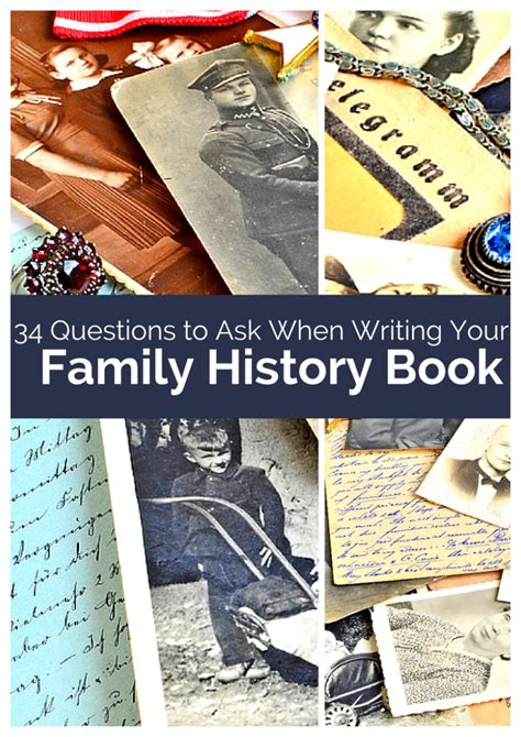 5 planning tips for writing your family history fuzzy ink stationery