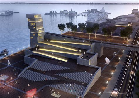 museum design proposal guggenheim helsinki museum design proposal 6 e architect