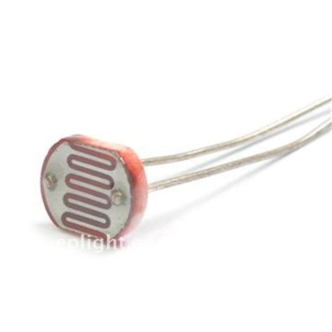 ldr photocell resistor sensor large 12mm cds ldr photocell sensor quality price view photocell sensor senba product