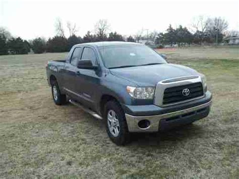 toyota tundra v6 for sale find used 2007 toyota tundra crew cab 2wd v6 auto in
