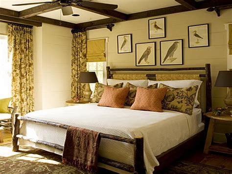 Ideas For Decorating Bedroom | rustic bedroom ideas decorating