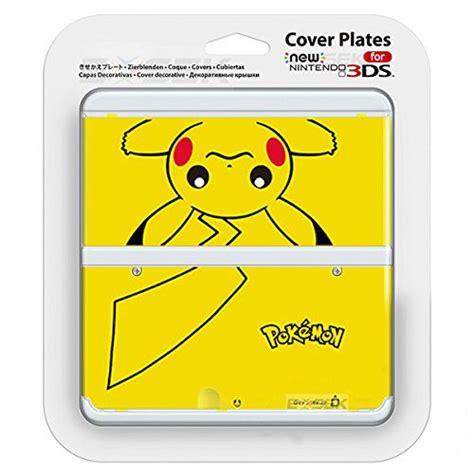 Jual Gv Special jual beli exsek nintendo new 3ds cover plates pikachu harga murah dari