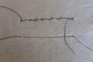 Organ Needles Stretch Jarum Mesin Jahit Bahan Stretch fitinline menjahit bahan kaos dengan ballpoint needle
