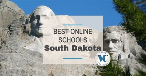 Best Mba Programs In South Carolina by Top 10 Best Colleges In South Dakota Value Colleges