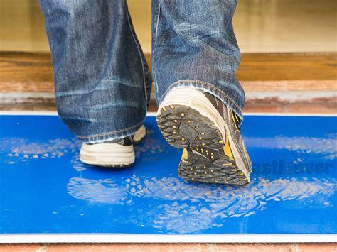 Sticky Floor Mats by Sticky Mats New