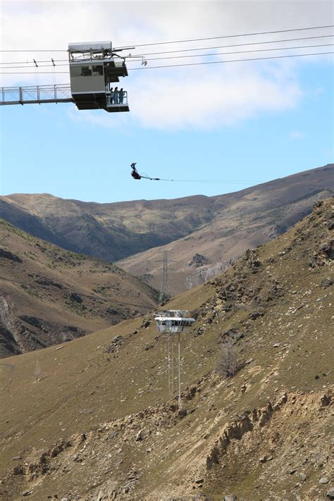 nevis swing video nevis bungy or nevis swing in queenstown everything