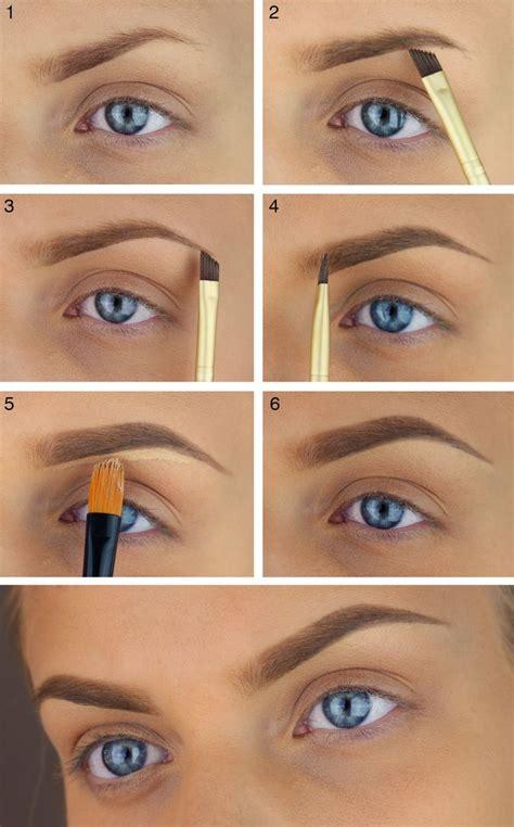 tutorial makeup ala mua 25 best ideas about eyebrow tinting on pinterest korean