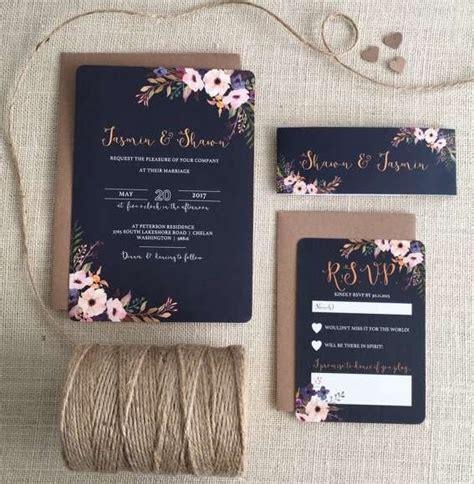 las invitaciones de boda ideas boda bodas mx invitaciones de boda las mejores ideas para el 2017 fotos foto ella hoy