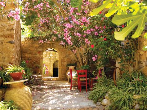 Mediterranean Backyard Landscaping Ideas Photos Hgtv
