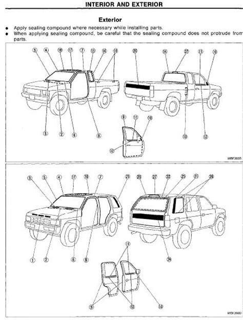 motor auto repair manual 1994 nissan pathfinder regenerative braking nissan vg30i engine diagram nissan ka24e wiring diagram elsalvadorla
