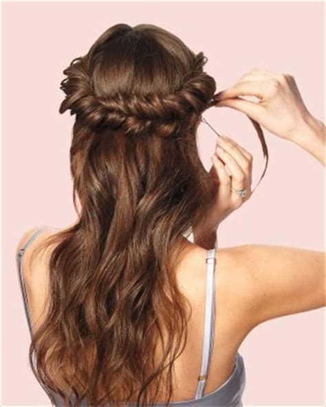 Wedding Hairstyles Diy by Diy Easy Handmade Hairstyles For Wedding Diy And Crafts