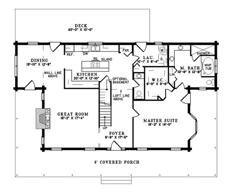 pioneer log homes floor plans