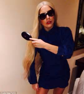 Britneys Wearing A Wig by Gaga Can T Contain Excitement As She Gushes About