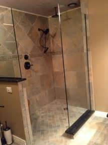 diy bathroom shower ideas experienced diy remodelers transform their master bathroom