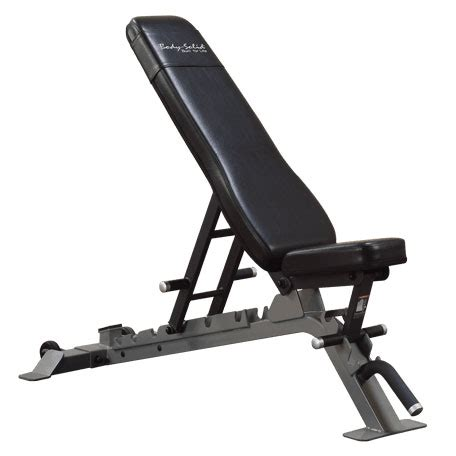 Banc Incline by Banc De Musculation Bodysolid Club Line Banc Plat