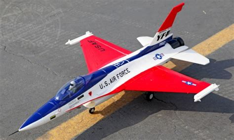 remote control jet f 16 fighting 5 ch freewing red f 16 fighting falcon rc edf jet radio