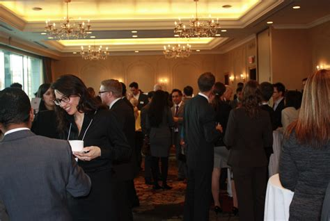 Beedie School Of Business Mba by Mba Career Networking Breakfast A Few Minds