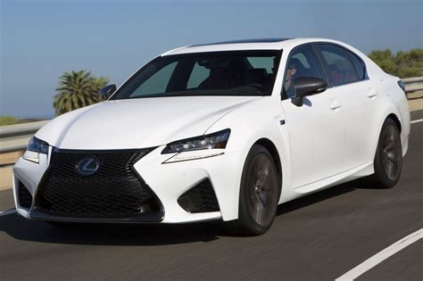 lexus sedan 2016 used 2016 lexus gs f sedan pricing for sale edmunds