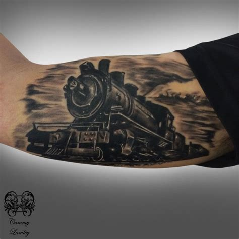 train tattoo 40 awesome steam images ink