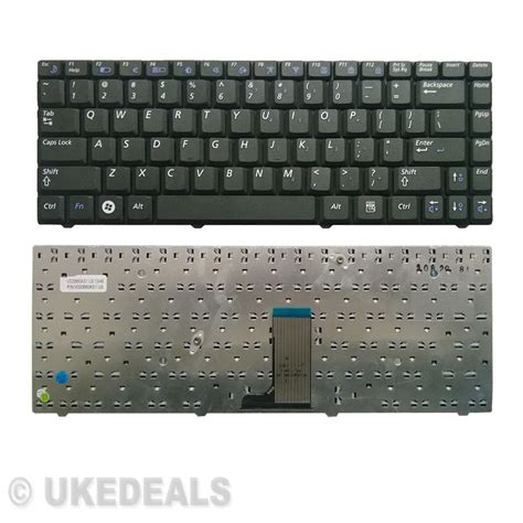 Keyboard Laptop Samsung Np355 Black Original original samsung r519 np r519 series black laptop keyboard ba59 02586a usa ebay