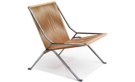 Poul Kjaerholm Pk25 Lounge Chair   hivemodern.com