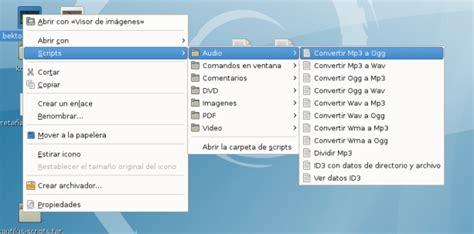 libreria nautilus scripts para nautilus ubuntux