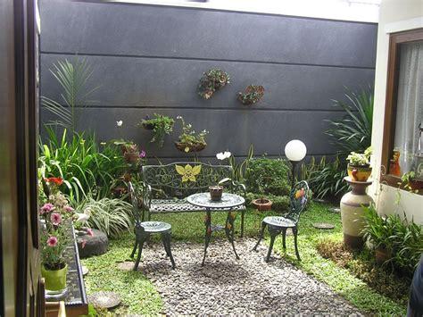 desain gambar taman dalam rumah ruangan freewaremini
