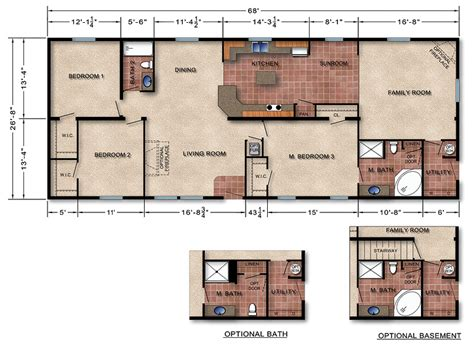 modular home floor plans michigan michigan modular homes 116 prices floor plans