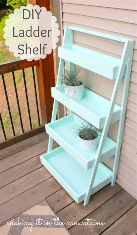 Plant Shelf Plans by Ladder Plant Stand Plans Woodworking Projects Plans