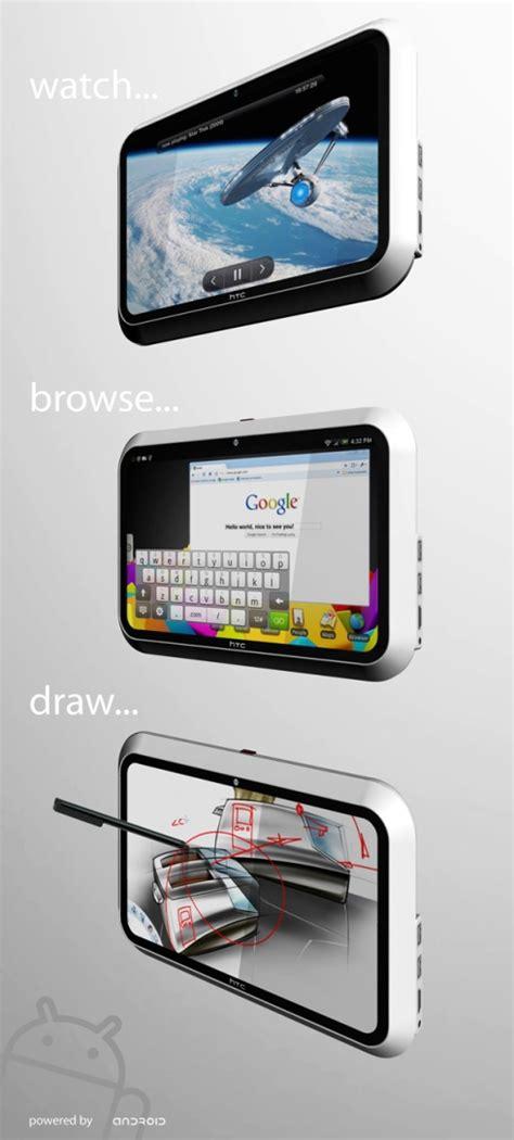 Hp Htc Concept htc tablet concept phones