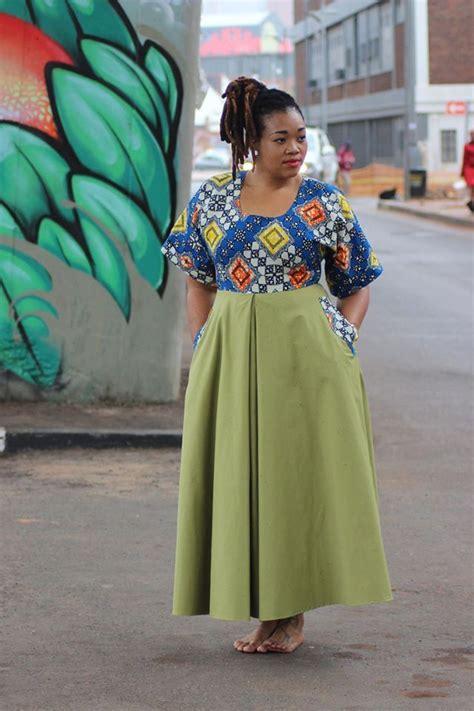 Dress Afika 1 224 best images about shweshwe dresses on print dresses weddings