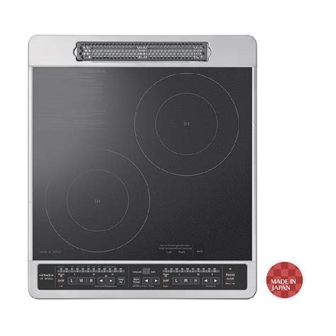 induction heating range induction heating cooktop hitachi consumer