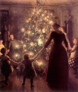 coulture country victorian times a victorian christmas tree history country victorian times