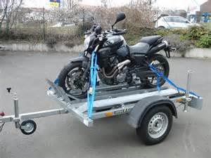 Motorrad In Garage Sichern by Motorradanh 228 Nger 750kg Mit 100km H F 252 R 1 2 Motor Mieten