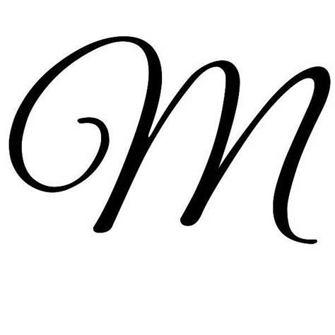 cursive m dr odd