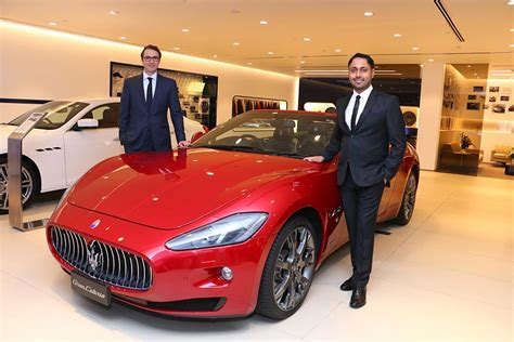 maserati mumbai maserati opens showroom in mumbai gaadikey
