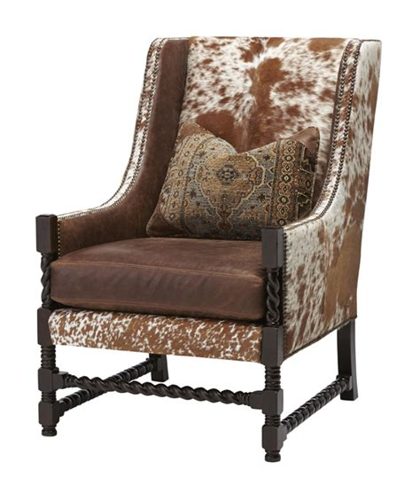 longhorn accent chair western accent chairs free shipping