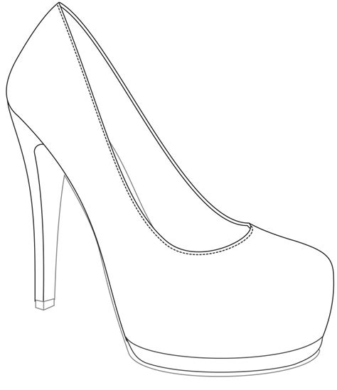 shoe templates for photoshop pin by linda mccall on blank templates pinterest template
