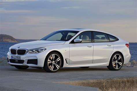 6 series bmw 2018 bmw 6 series gt makes global debut photos